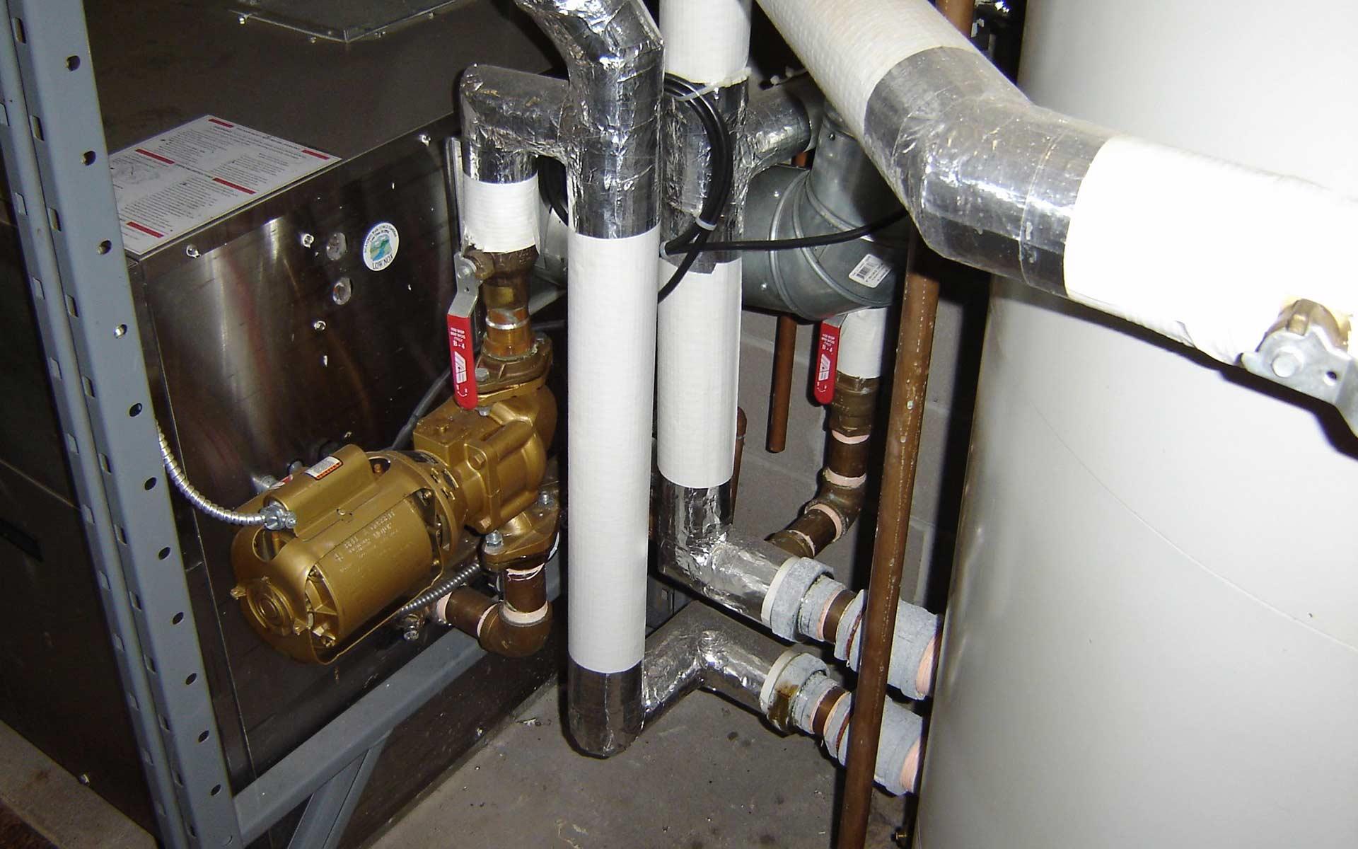 Caledon Boilers